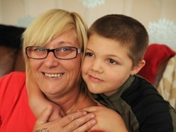 Little Owen saves grandmother's life after she has seizure