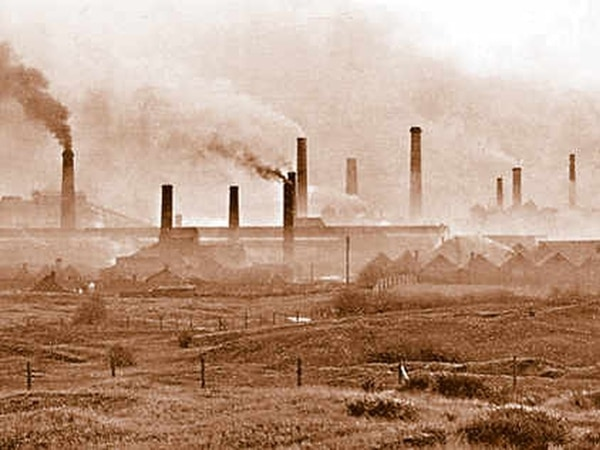 Whatever happened to the real Black Country?