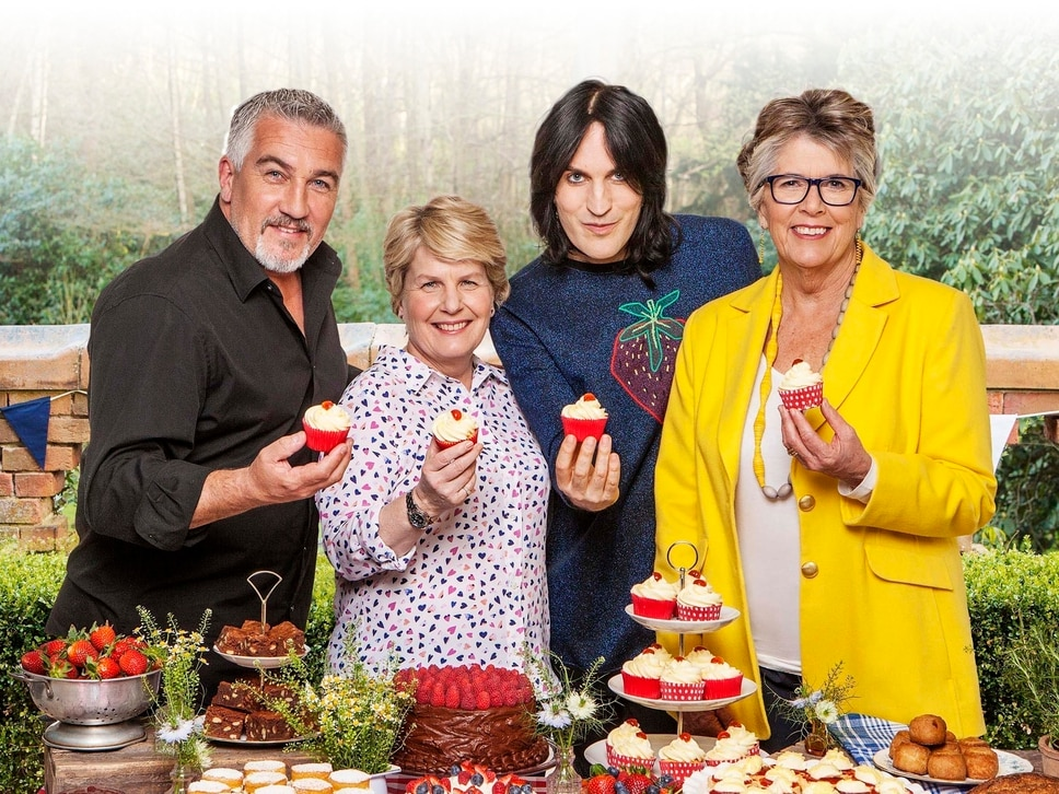 Has the Great British Bake Off lost it's buzz?