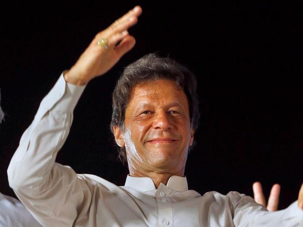 Imran Khan Marries For Third Time To Faith Healer Bushra Maneka