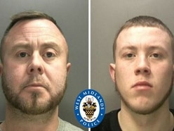 JAILED: Armed gang raided Black Country homes and Worcestershire mansion of Premier League footballer