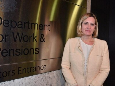 Rudd returns to Cabinet with show of support for May