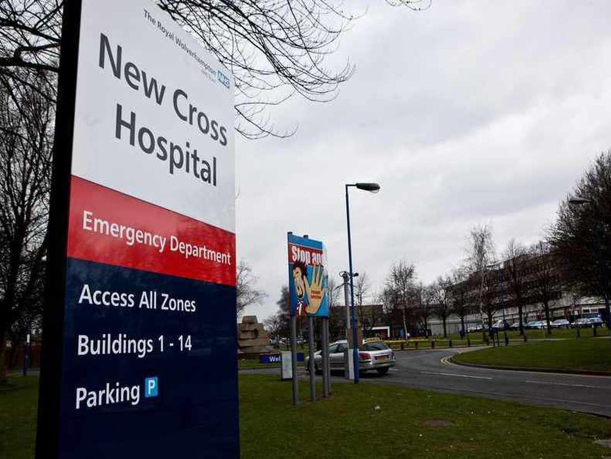 Chief executive of the Royal Wolverhampton NHS Trust, David Loughton, said he was confident he would secure the money