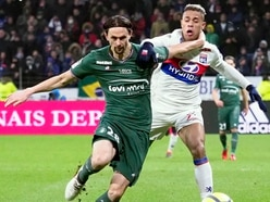 St Etienne leave it late to grab point against Lyon