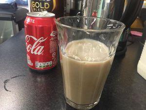 Milk coke