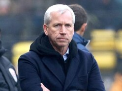 Alan Pardew hopes West Brom's performance is enough to save him