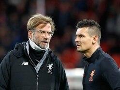 Liverpool fans can't decide whether to blame Dejan Lovren or Jurgen Klopp for their derby draw
