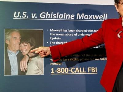 Bail hearing set for Ghislaine Maxwell in New York