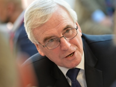 John McDonnell: Labour will listen to concerns after MPs quit