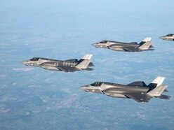 Facts and figures about the F-35 fighter jets