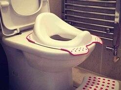 Toilet training emergency