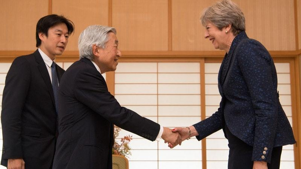 UK, Japan urge Chinese pressure on North Korea