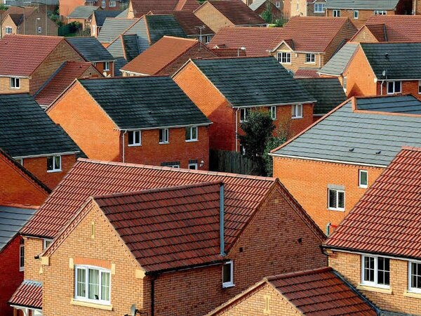 New homes plan on 'danger' land set to be approved