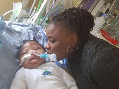 Judge set to whether baby's life-support treatment should end