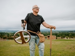 Detectorist Andy hits rich seam of discoveries after finding medieval pope's seal