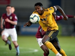 Benny Seals a big win for Wolves' under-21s in Trophy opener