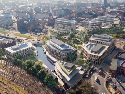 REVEALED: Take a look at this ambitious vision for Wolverhampton