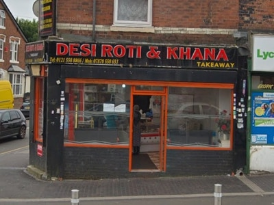 £9,600 bill for takeaway owner after mice found at Smethwick shop