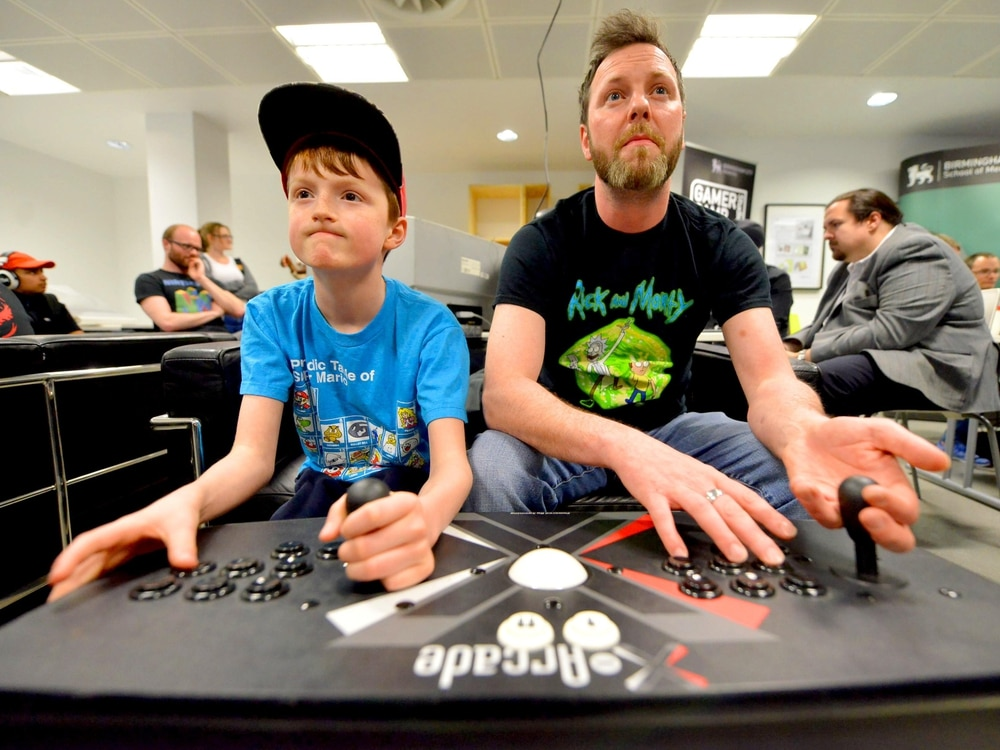 How the Midlands has played a vital part in the gaming industry