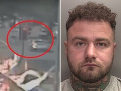 WATCH: CCTV released of brutal hit-and-run after driver sped through red light