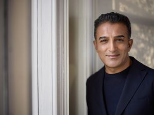 Adil Ray, patron of the new TV and film school in Birmingham