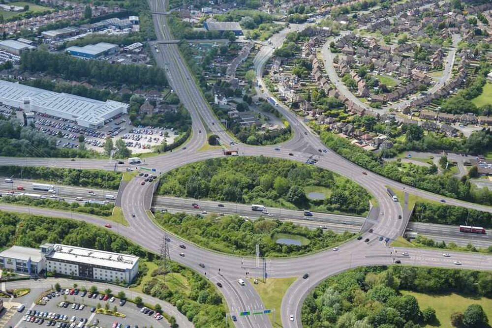 Four Lane Plan For M6 Junction 10 Revealed What Do You