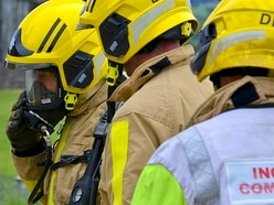 Nine-lorry Shifnal fire being treated as arson