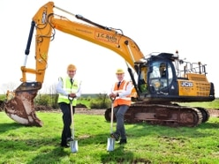 JCB's £50m investment in new plant creating hundreds of jobs