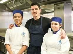 Former Halesowen student on MasterChef