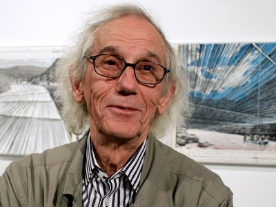 Christo, artist known for massive, fleeting displays, dies aged 84