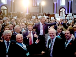 Brexit Party to hold two Black Country meetings this week