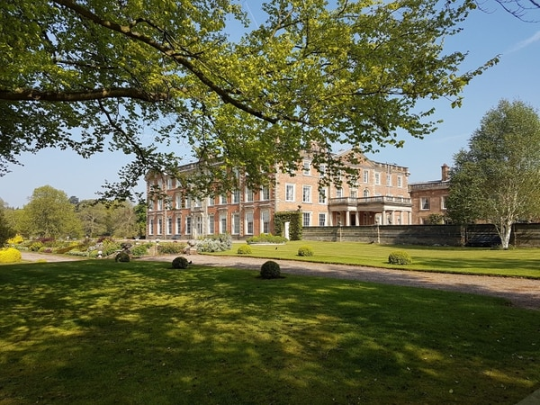 Interactive murder mystery experience at Weston Park