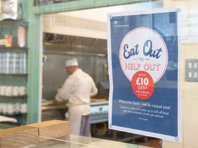 More than 10.5 million diners claim half-price meals in first week