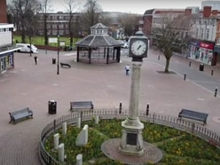 WATCH: Drone video shows deserted town centres across Black Country and Staffordshire