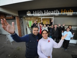 'We hope to raise a smile': Friendship cafe launches in Walsall
