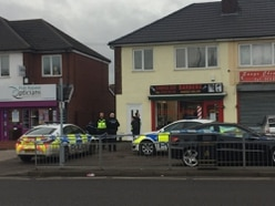No arrests made in hunt for Bushbury barbers knife attacker