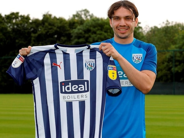 Filip Krovinovic ready to conquer the Championship with West Brom and Slaven Bilic