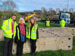 Concrete blocks installed at parks across Dudley to halt illegal traveller camps