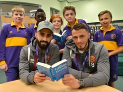Saddlers stars help pupils learn new languages