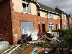 Ten dilapidated homes to be seized by Walsall Council