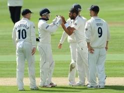 Jeetan Patel stars in Bears victory