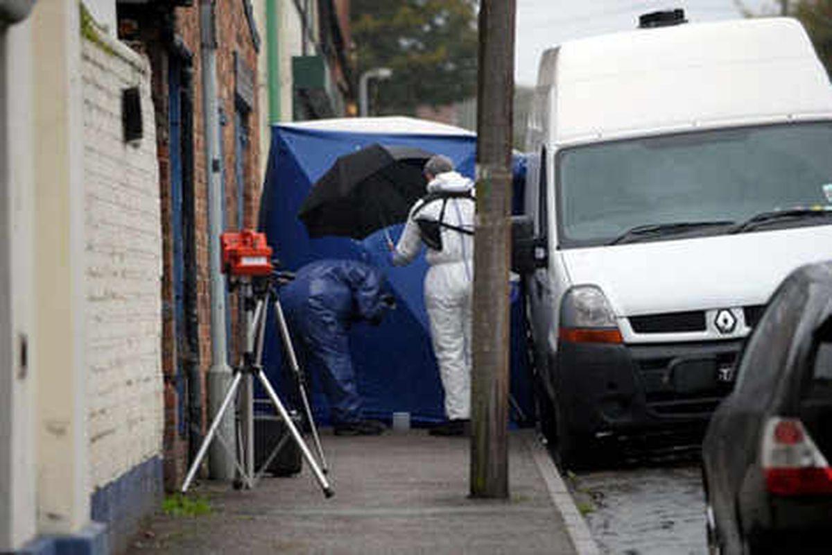 Wolverhampton murder hunt as body is found