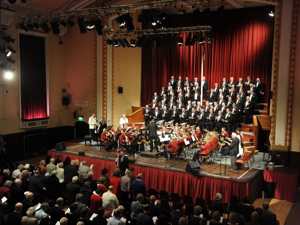 Appeal amid fears over future of Dudley's Remembrance concert