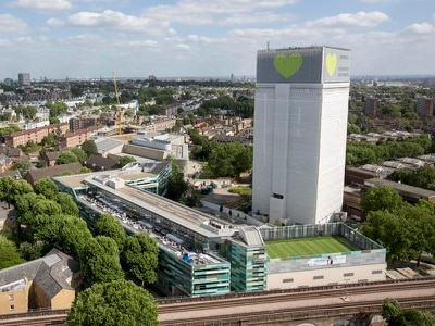 Grenfell survivor 'had decided to defy stay-put advice just before fire'