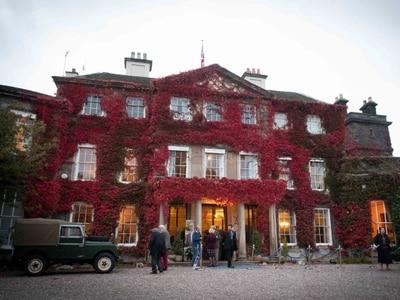 Auction house plans to rejuvenate Staffordshire's Bishton Hall