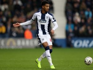 Mason Holgate: West Brom have the ability to catch Championship top two