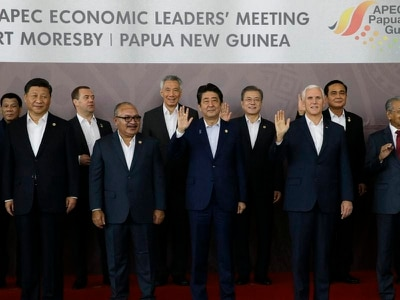 China-US divisions widen as no communique is reached at Pacific summit