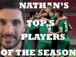 Wolves player of the season - Nathan Judah's current top 5