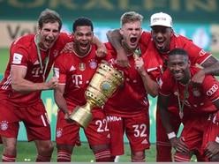 Robert Lewandowski fires Bayern Munich to domestic double after German Cup win