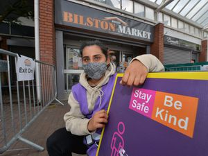 Neelam Rai said the lifting of restrictions will benefit places like Bilston Market